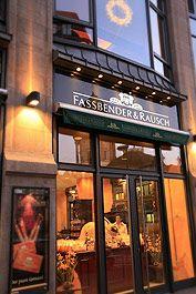 Fassbender & Rausch, Berlin. Chocolate heaven, mmm.