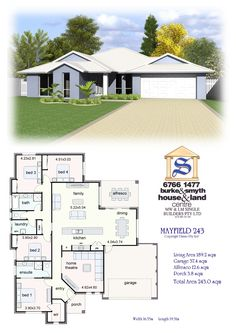 Single Builders I Mayfield House Plan I 4 Bedrooms I Home Theatre