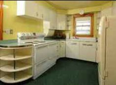 Antique Vintage Youngstown Kitchen Cabinet Sink Base W