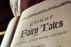 Grimms' Fairy Tales <3