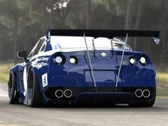 Rocket Bunny unveils new Nissan GT-R widebody