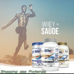 Clean Whey é a Proteína absoluta! É a proteina do soro do leite livre de todos os aditivos, na sua forma mais pura, o que garante um produto do mais alto valor biológico e concentração proteica disponível no mercado. #wheyprotein #cleanwhey #shoppingdasproteinas