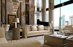 Numero Tre Collection www.turri.it Luxury design hall living room