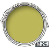 Home of Colour Chartreuse - Matt Emulsion Paint - 75ml Tester