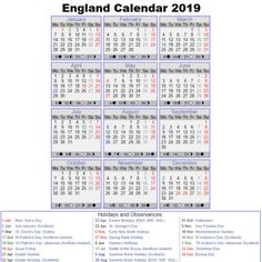 indian calender 2019