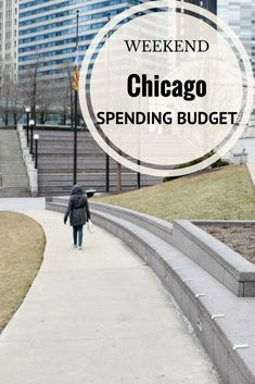 How much does a weekend trip to cost? Budget details and more. via /thethoughtcard/ Usa Travel Guide, Travel Usa, Travel Guides, Travel Tips, Budget Travel, Chicago Travel, Chicago Trip, Us Road Trip, United States Travel