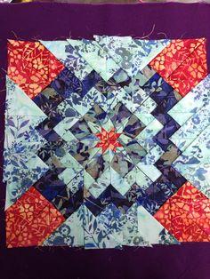 Somerset patchwork