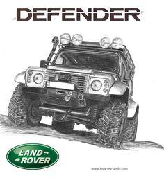 // Off-Road Defender