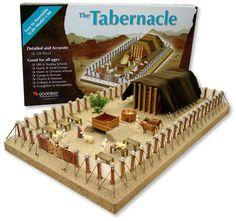 The Tabernacle Model Kit
