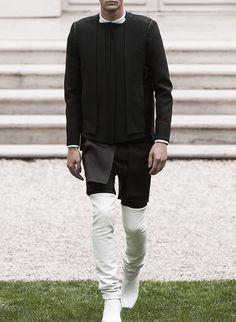 Rad Hourani haute couture F/W 2013