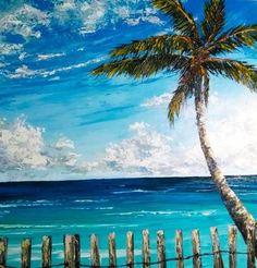Up Town Art Beach Dreams by Sarah LaPierre