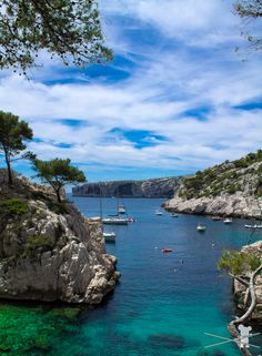 Landscape, Marseille France  #www.frenchriviera.com