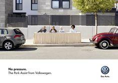 Volkswagen Park Assist: Jury