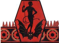 Devil Bat circa 1930s(?) | Flickr - Photo Sharing!