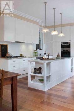 Modern Country, A-Plan Kitchens