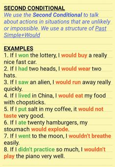 SECOND CONDITIONAL – AskPaul English #grammar #toefl #toeic #ielts #learnenglish #teachers #teach english