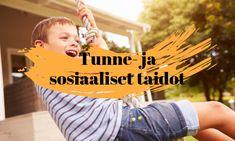 Tunne- ja sosiaaliset taidot - FamilyBoost Education, Feelings, T Shirt, Kids, Supreme T Shirt, Young Children, Tee, Boys, Children