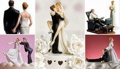 Mini tutos kimmy: adornos para pastel de boda
