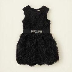 girl - dresses & rompers - rosette bubble dress | Children's Clothing | Kids Clothes | The Children's Place
