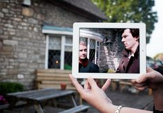 The Bush Inn, London from Sherlock   Two Fans Quest To Find Every Location From Every Fandom
