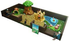 TUFF STUFF Soft Foam Play Area by Iplayco - Indoor Playground Equipment,