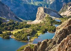Beartooth Pass that leads to the northern gate of Yellowstone
