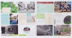 #projectlife Project Life 2014 | Week 18 & My Method of Creating - Donya Luana