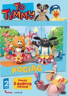 To Timmy: Część 2: Pociąg -   Różni , tylko w empik.com: 23,99 zł. Przeczytaj recenzję To Timmy: Część 2: Pociąg. Zamów dostawę do dowolnego salonu i zapłać przy odbiorze!