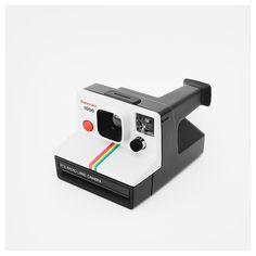 Collection de l'Atelier 85 ! Polaroid Supercolor 1000.