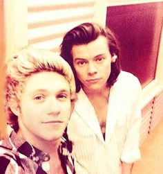 I can't oh my gosh my two favorite guys in the entire world i am crying!!!!!!!!!!!!!!!!!!!!!!!!!!!!!! i love my harry and my nialler! so cute and perfect its impossible to be that perfect and goergoes i dont know how my harry*>333 and my niall can do it they make it all work! love them so much!!!!!!!!!!!!!!!!!!!>333