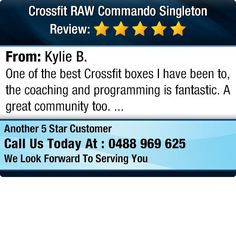 One of the best Crossfit boxes I have been to, the coaching and programming is...