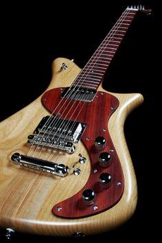 Becker Guitars Retro Series