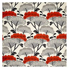 Sanderson Home Treetops Curtain, Clementine Curtain Poles, Curtain Fabric, Sanderson Fabric, Rug Texture, Made To Measure Curtains, Tree Tops, Fabric Online, Flower Prints, Fabric Patterns