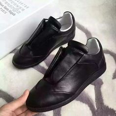 Classic But Fashion Men Outwear Footwear Genuine Leather Maison Martin Margiela Low Shoes Online Big Saving Online with $65.08/Piece on Fashionable2016's Store | DHgate.com