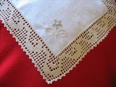 Immagine correlata Free Crochet Doily Patterns, Crochet Motifs, Crochet Borders, Crochet Squares, Crochet Doilies, Crochet Lace, Filet Crochet, C2c Crochet, Crochet Tablecloth