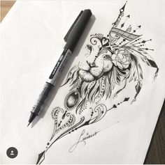 30 Most Creative Tattoos Of 2019 Leo Tattoos, Spine Tattoos, Future Tattoos, Arm Tattoo, Body Art Tattoos, Small Tattoos, Sleeve Tattoos, Lion Back Tattoo, Hip Tattoos Women
