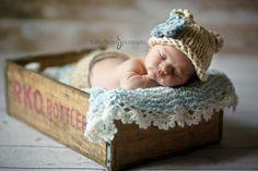 Cream and Baby Blue   Sara Kovacs   Flickr