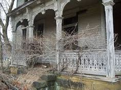 Image result for spooky houses