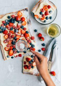 A Food, Good Food, Yummy Food, Sweet Recipes, Vegan Recipes, Delicious Desserts, Dessert Recipes, Cute Snacks, Breakfast Bake