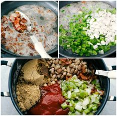 I am showing you how to make the best baked beans from start to finish. Making homemade baked beans is a lot easier than you think! Bean Recipes, Side Dish Recipes, Veggie Recipes, Cooking Recipes, Veggie Meals, Best Baked Beans, Homemade Baked Beans, Baked Beans From Scratch, Recipe From Scratch