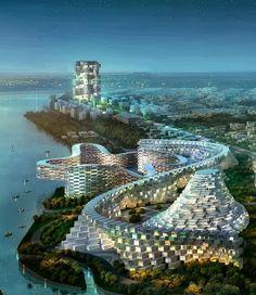 Beautiful Architechture, South Korea