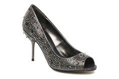 Zapatos de tacón Carvela GENNY Plateado - Sarenza.es (100024)
