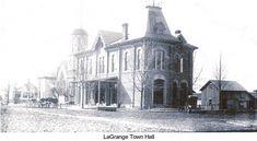 Old LaGrange  OHIO Town Hall