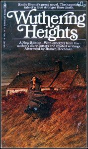 Wuthering Heights Bantam 1974