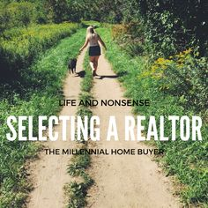 If you're in the market for your first home, selecting the right realtor is an imperative part of the home buying process. The real estate market can be tricky, so choosing the agent who's right for you and your dreams is all that matters! Follow the link for tips on what to look for when selecting your realtor!