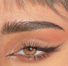 Edgy Makeup, Makeup Eye Looks, Cat Eye Makeup, Creative Makeup Looks, Soft Makeup, Natural Makeup Looks, Cute Makeup, Pretty Makeup, Hair Makeup