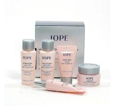 IOPE Moistgen Skin Hydration Special Gift Set 5 Items Deep Moisturizing K-Beauty #AMOREIOPE