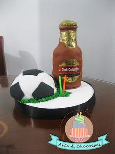 beer cake Birthday Cake, Beer, Chocolate, Desserts, Food, Pastries, Root Beer, Tailgate Desserts, Ale