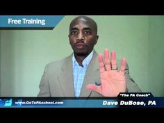 ▶ Physician Assistant School Interview---How To Prepare - YouTube