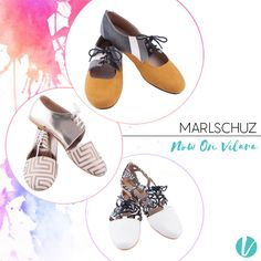 Stay a Step Ahead with these Shoes from the Marlschuz Collection! Shop the Collection only on Vilara.  #marlschuz #shoes #footwear #musthaves #trending #brandlaunch #premium #vilara